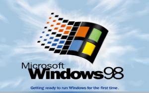 Starting Windows 98...